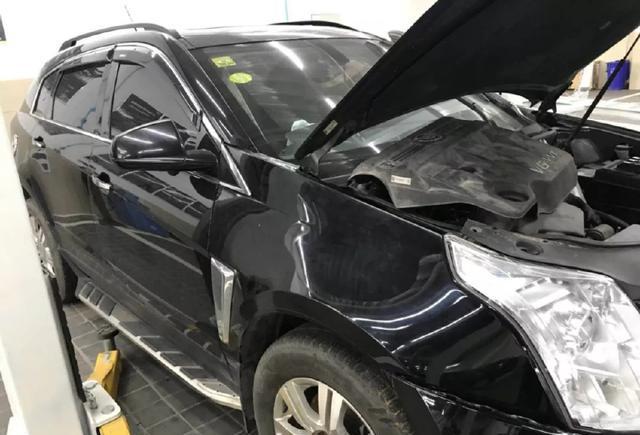 小伙花10万买了辆凯迪拉克SRX,隔天车商找到他:15万买你这辆车