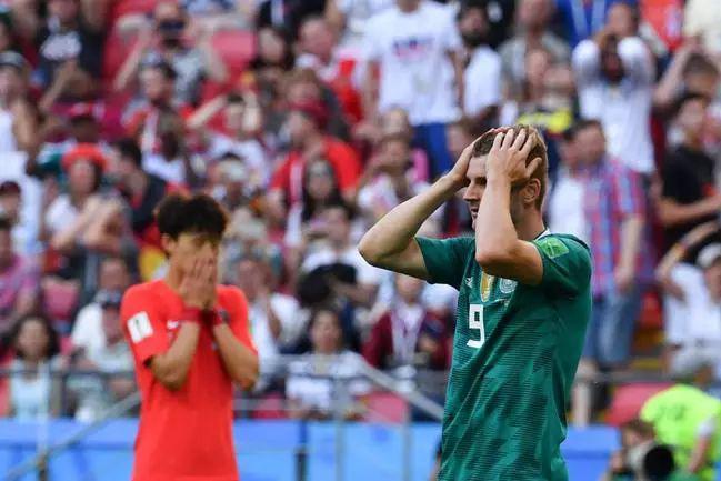 冠军德国怎么就淘汰回家了?