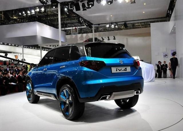 铃木又一良心SUV将进入国内,标配四驱百公里油耗仅5L