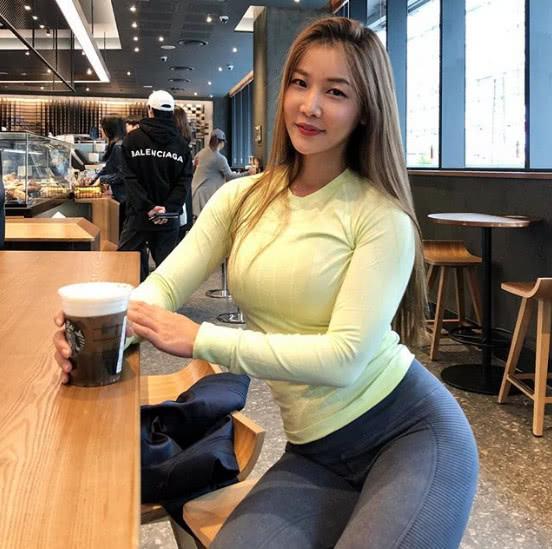 韩国健身达人张美兰