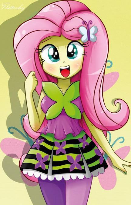 小马宝莉,彩虹小马,柔柔拟人美丽头像绘画动画图片表情图收藏