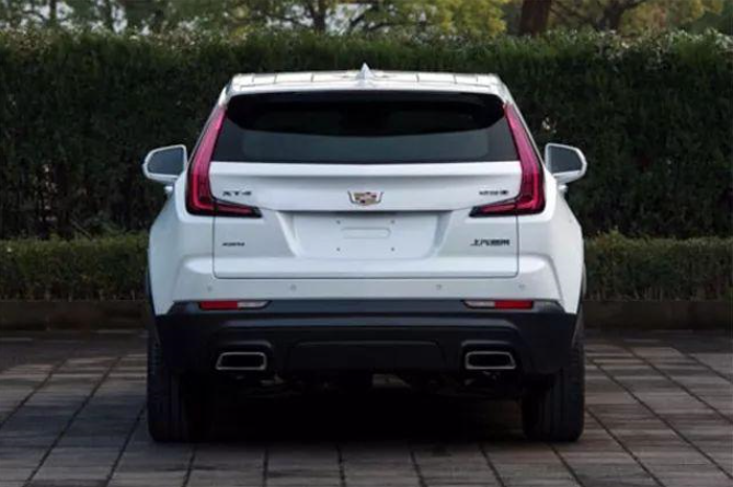 凯迪拉克国产XT4申报图曝光 搭2.0T发动机/或三季度上市