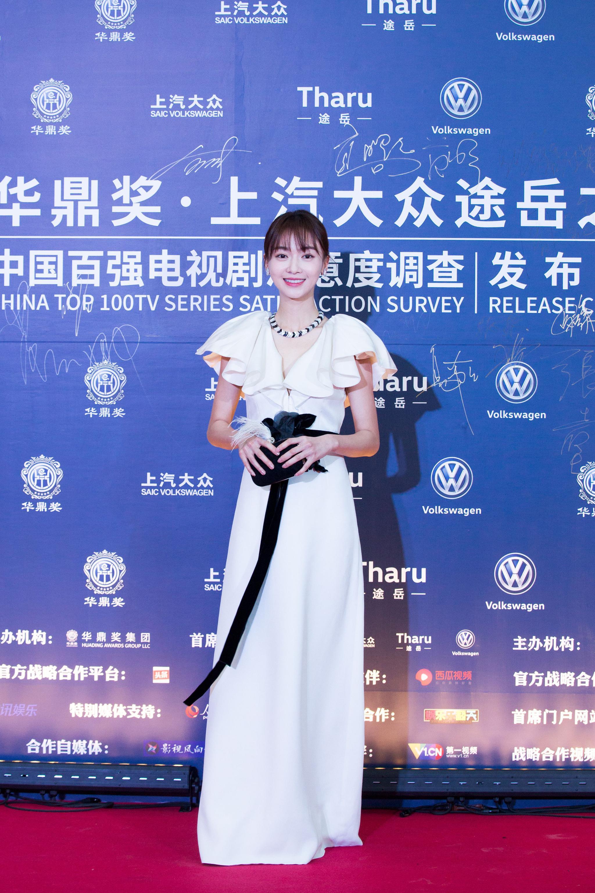 吴谨言拿了华鼎奖古装题材最佳女演员奖,于正的发声惹人关注