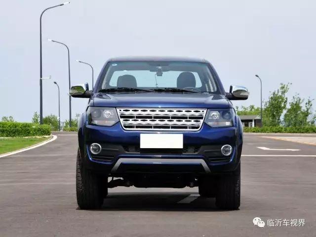 这车外观帅气性能比肩奔G级,国产大皮卡的崛起全靠它了!