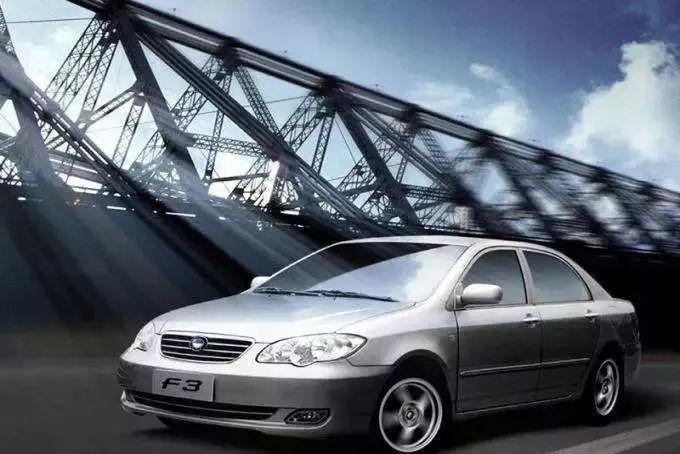 曾经最热销的5款国产车,如今仅存1款依旧受追捧