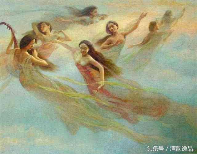 论油画创作中意象的表现性,世界著名意象油画大师人物