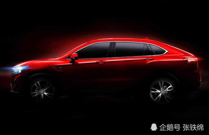 国产最新轿跑SUV神车,外观比途观霸气,内饰比汉兰达豪华