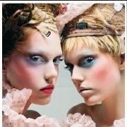 美人化妆视频