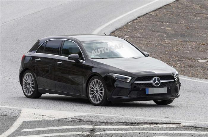 奔驰首辆A级PHEV将于明年上市 对标奥迪A3 e-tron