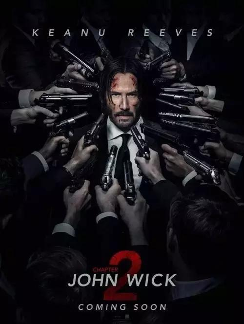 疾速追杀2》(john wick: chapter 2)