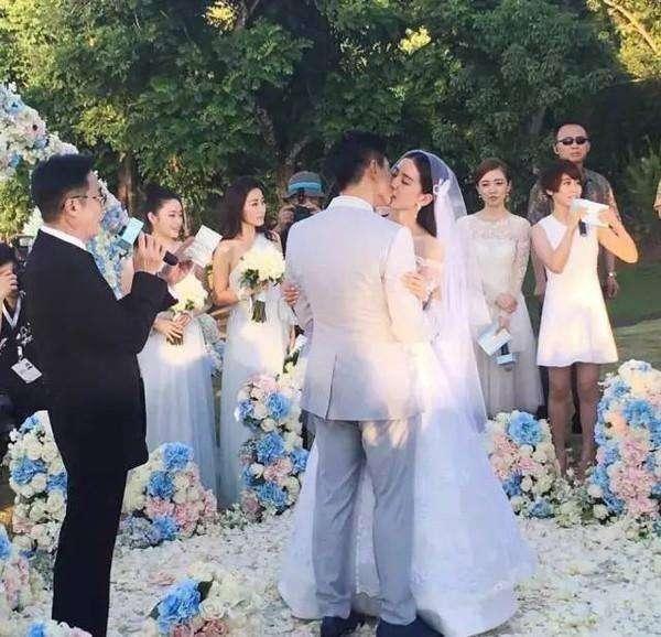明星们都前往巴厘岛举行浪漫唯美的奢华婚礼