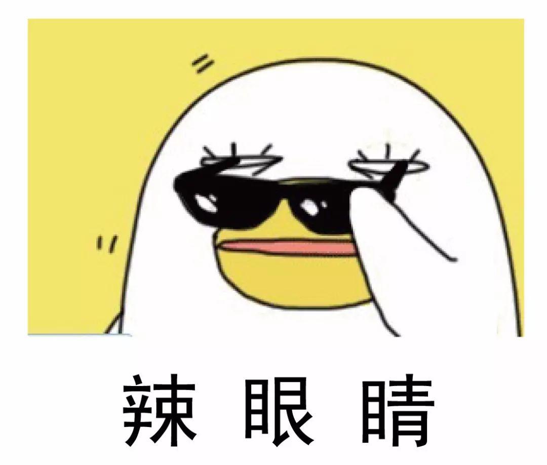 里面的可达鸭无人不知 那副呆头呆脑的表情 已经成了表情包专用符号图片