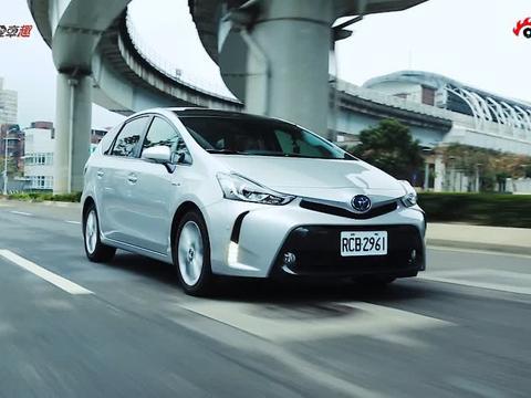 七人座油电首选 Toyota Prius a
