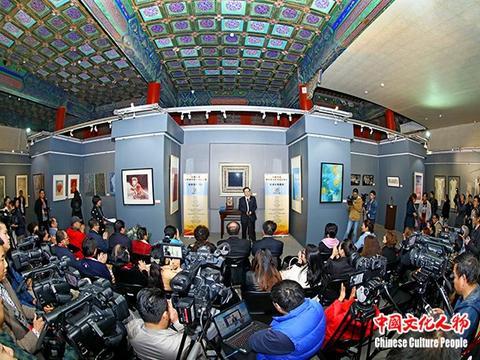 丝路艺蕴:中欧女性艺术交流展览在北京恭王府博物馆隆重开幕