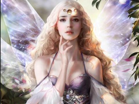 古风手绘妖娆迷人美女壁纸,这个世界苦不堪言,你是唯一的甜