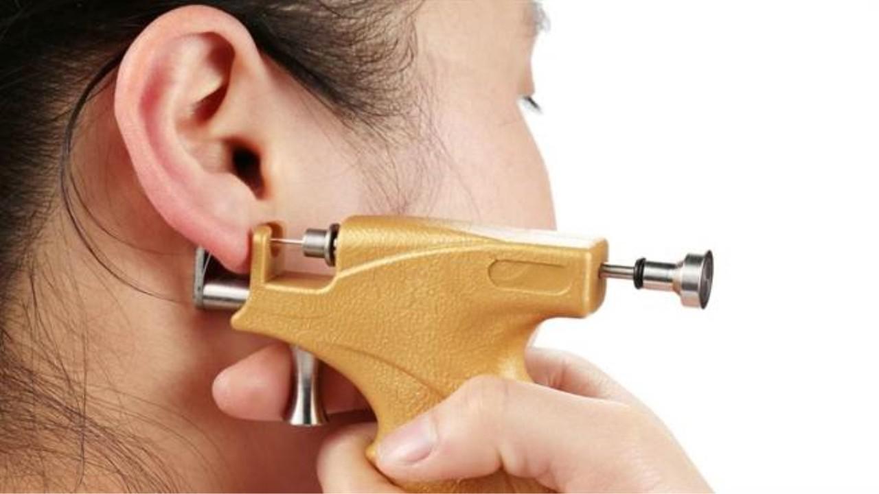 打耳洞需注意 小心耳朵长疤痕疙瘩