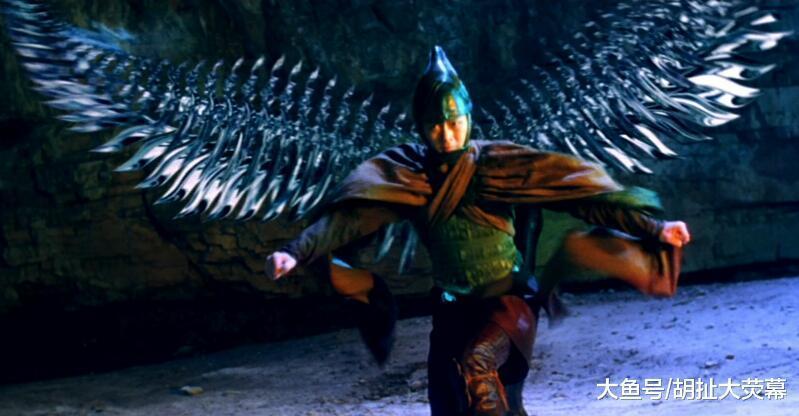 《蜀山传》里的武器威力分析: 月金轮第4,天雷双剑第2