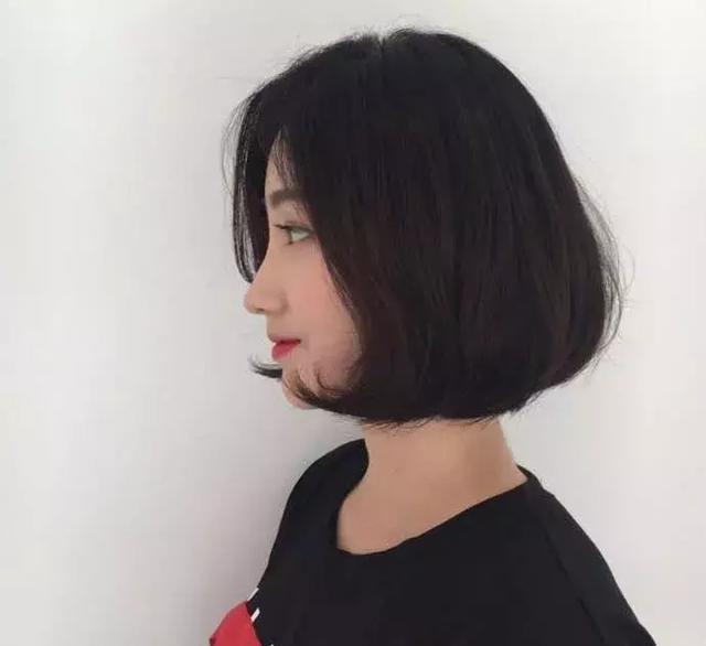 2018夏天最时尚的短发合集,适合大脸也适合小脸!图片