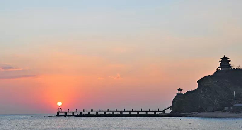 山东烟台旅游景点-长岛 海上仙岛