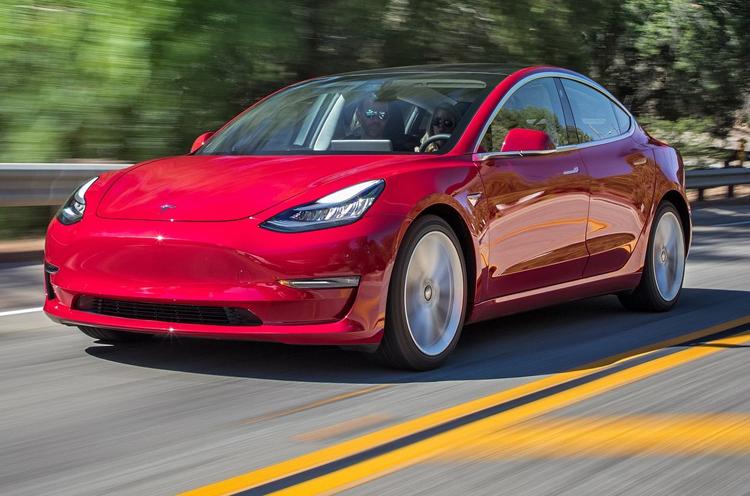 特斯拉发布2018年第一季度财报 Model 3车型将实现产能提升