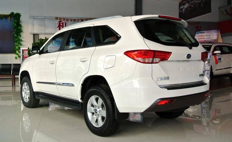 搭载四驱和差速锁的硬派SUV仅10万,为何销量惨淡?