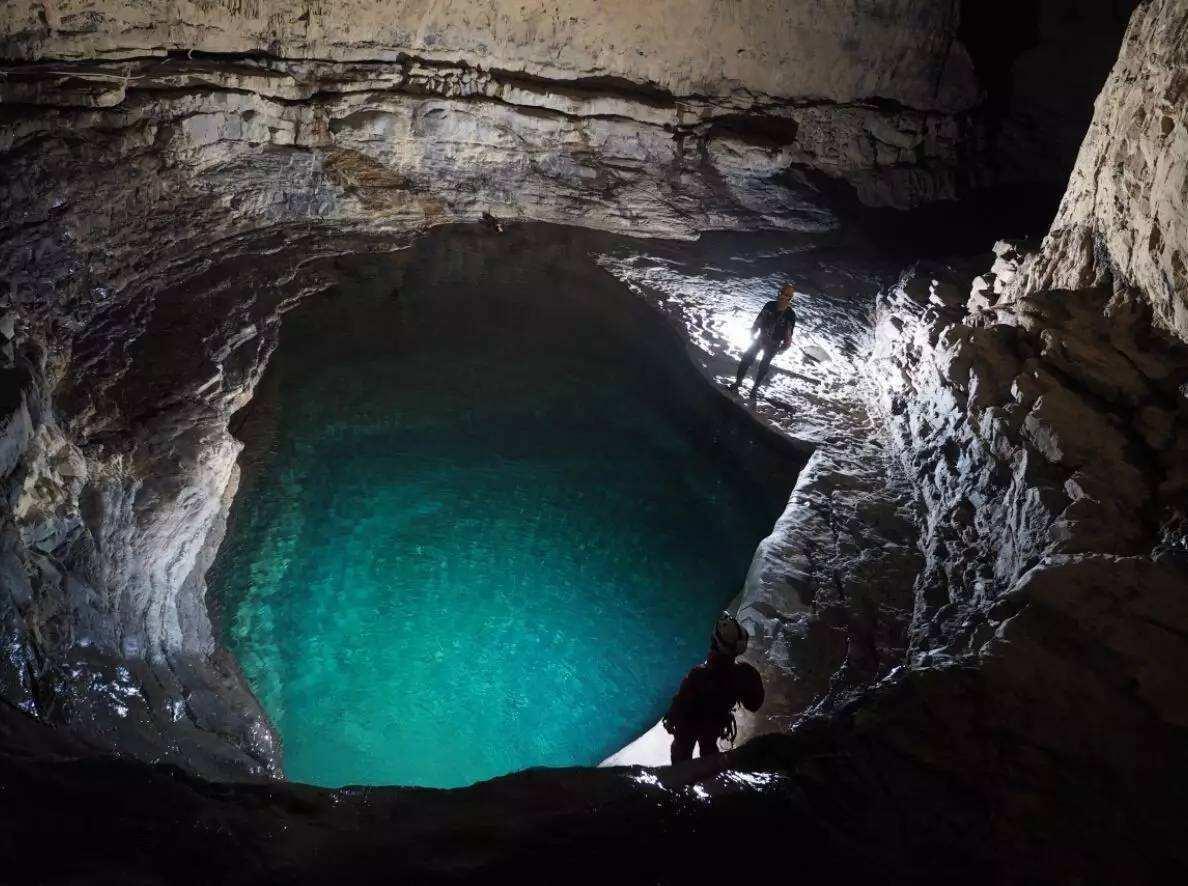 这个恐怖溶洞,专家探寻13天无果,如今成为未解之谜!