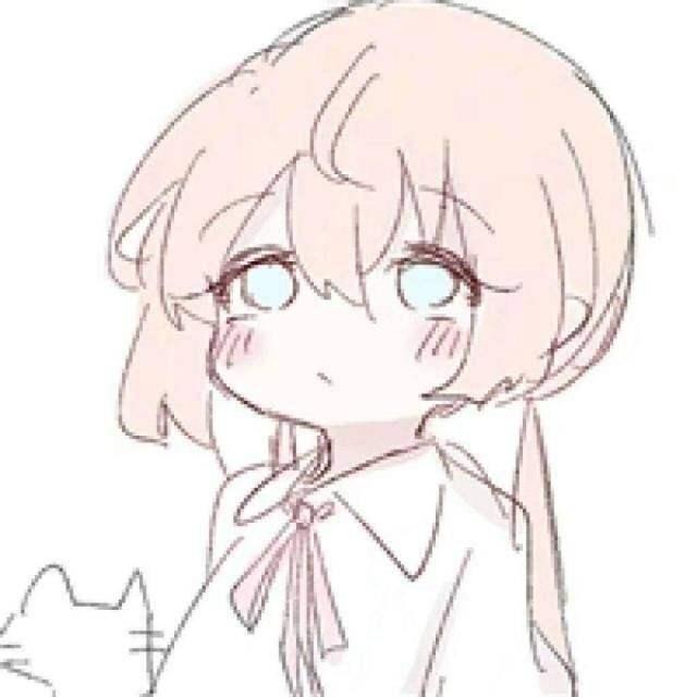小仙女动漫女生头像:你这么可爱,一定是吃可爱长大的