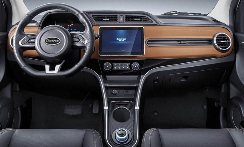 最大续航320公里 电咖·EV10 Pro 300补贴前售价11.59万元起