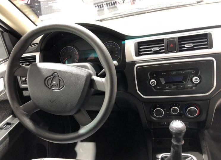 长安神骐F30单排首发亮相 预计于今年夏季上市销售