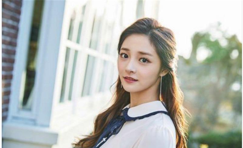 韩国人眼中最美的中国姑娘周洁琼,图一甜美清纯,图五