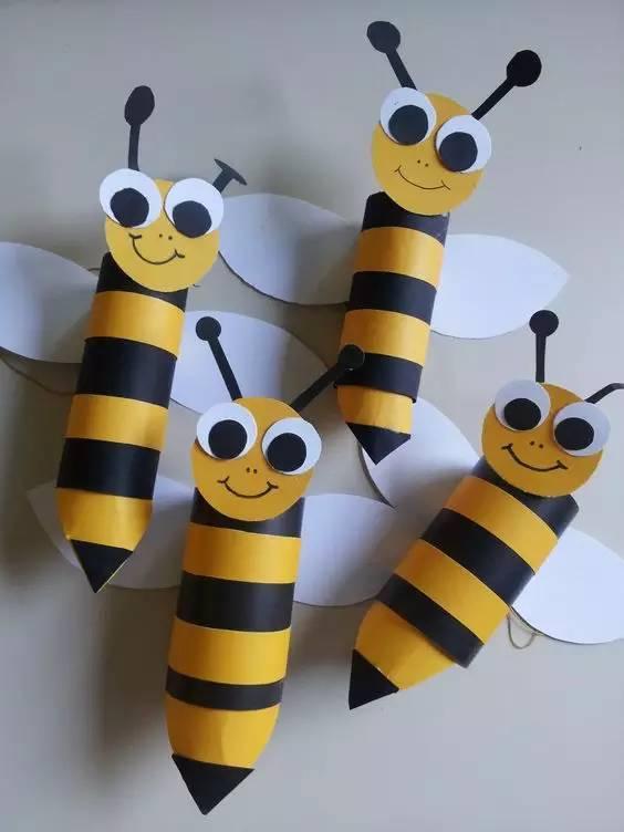 夏季昆虫创意手工大全|蝴蝶|蜜蜂|螳螂_新浪网