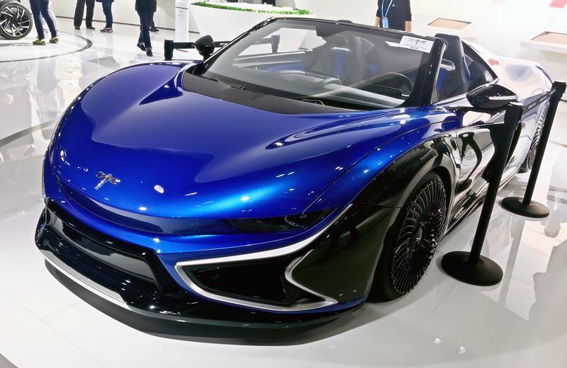 国产跑车_比保时捷还漂亮十倍的国产跑车,加速4.6秒,完爆奥迪宝马