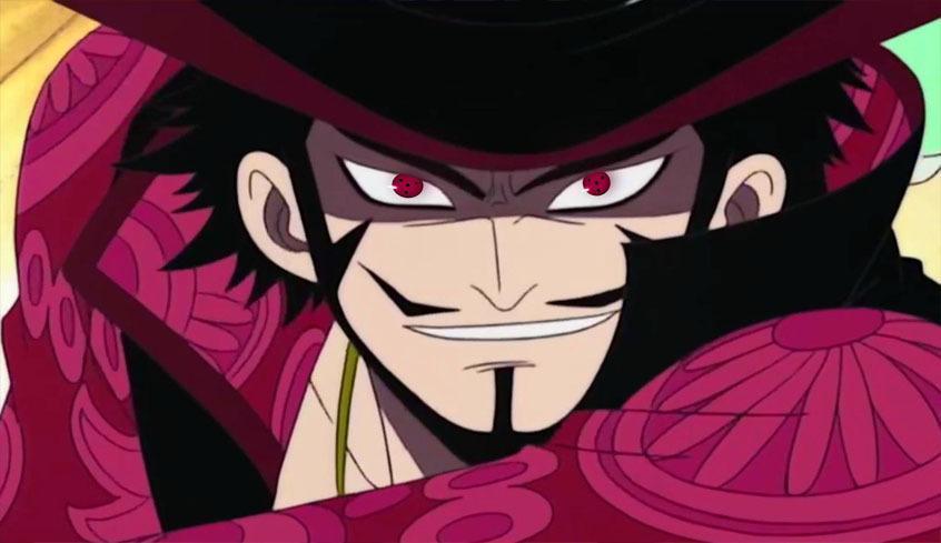 海贼王:当火影里的瞳术乱入到海贼王,谁的最好看?