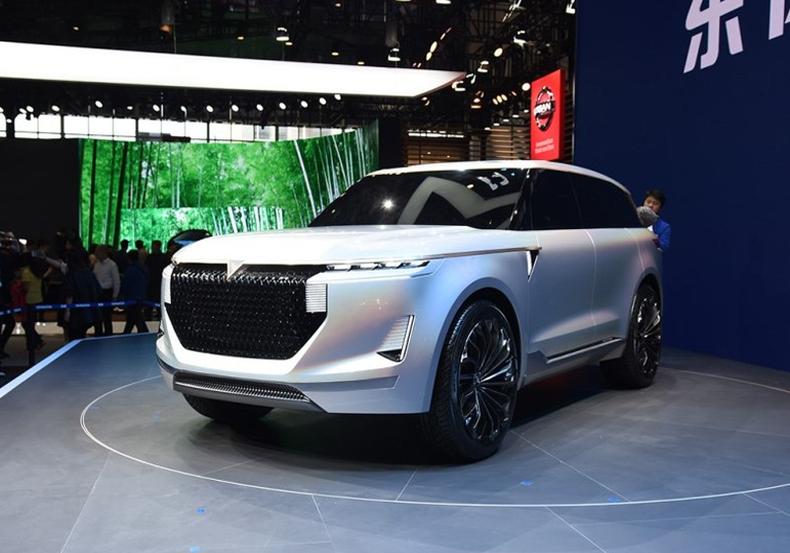 倾心打造未来SUV,不止是高大上,超高性能15万起