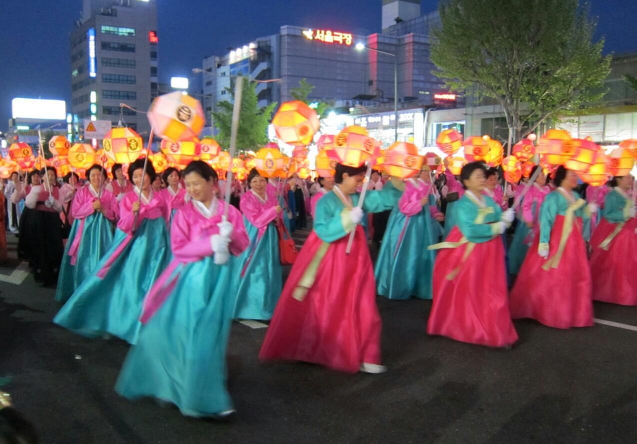在韩国首尔, 这七个当地节日你一定没听过
