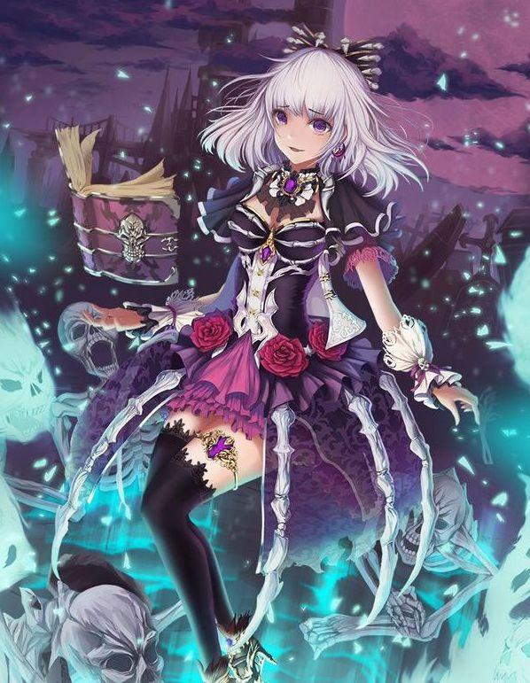 十二星座专属的二次元魔法少女,白羊座懂事乖巧,摩羯座懵懵懂懂天蝎座代表的神兽图片