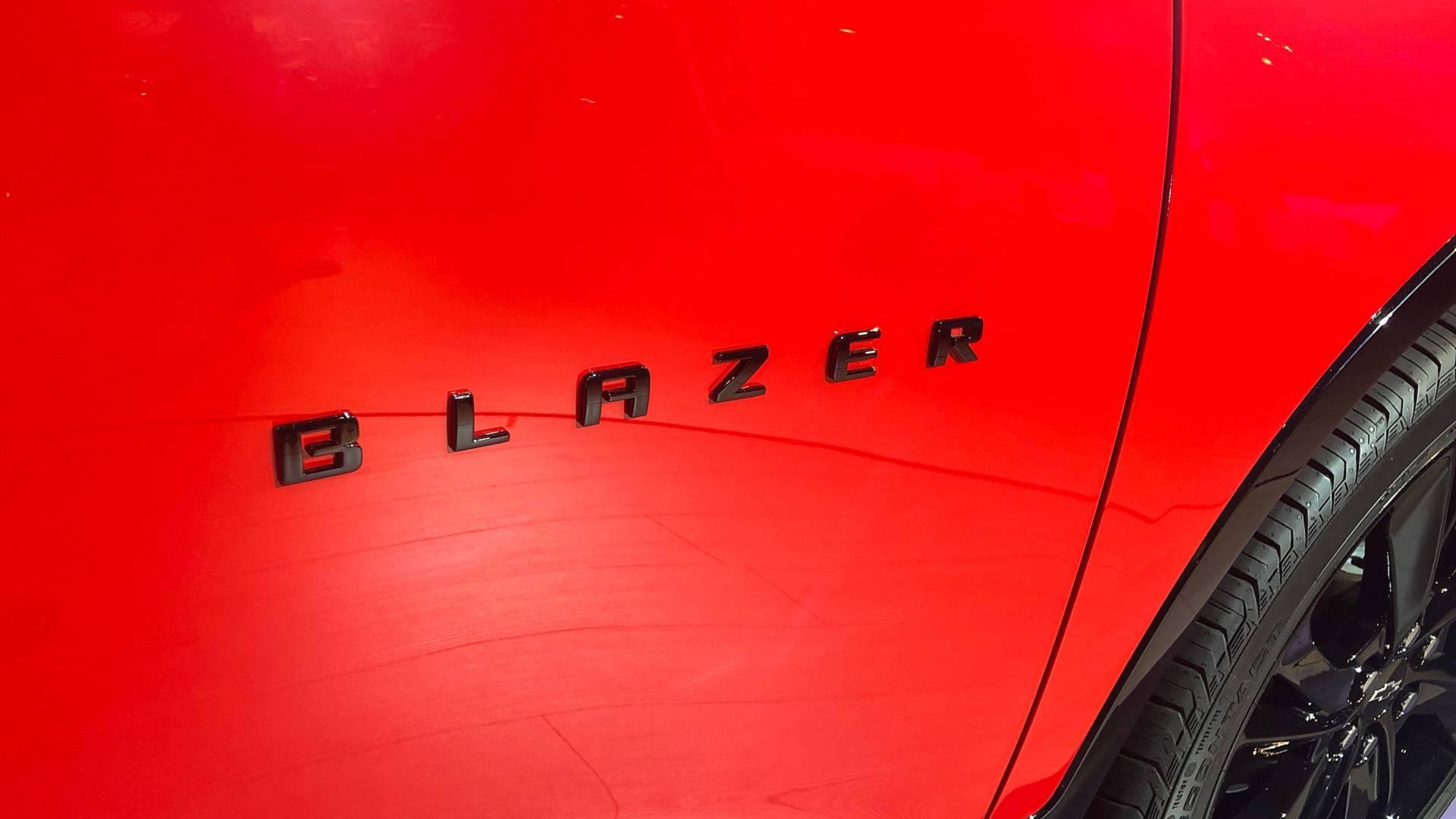 比CHR还俊的Blazer不入华?雪佛兰小型SUV来了,谍照比A级诱人