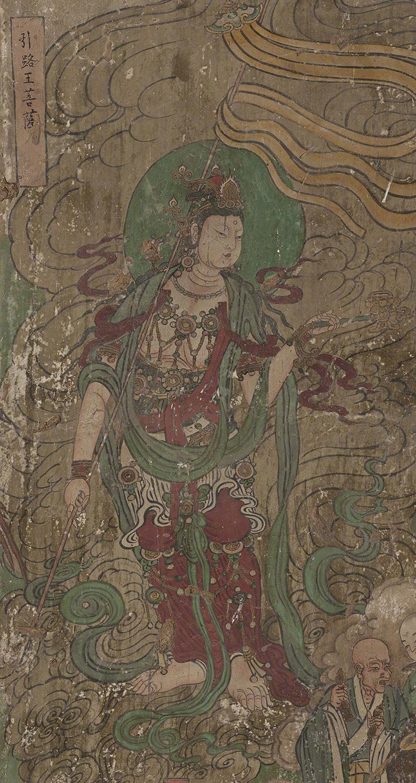 石家庄有媲美敦煌壁画的毗卢寺壁画!河北博物院连展3图片