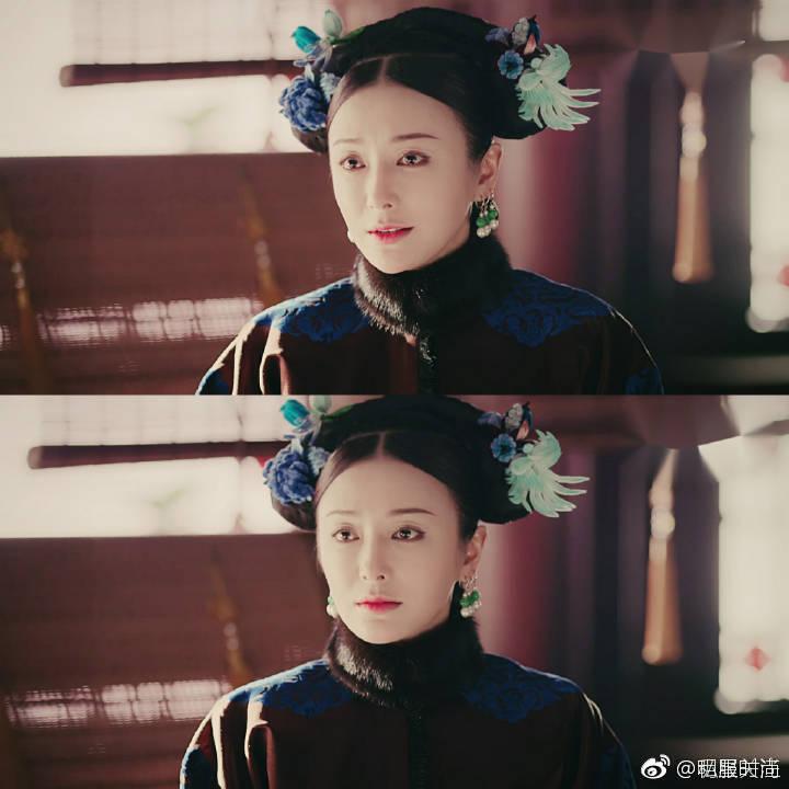 延禧攻略白月光皇后,贤良淑德,紫禁城最美的人图片