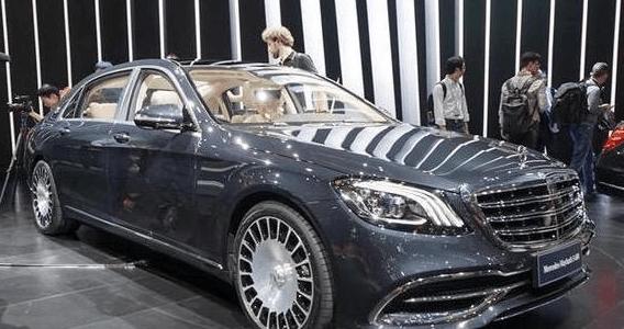 豪华车: 帝王般的享受比马云的车还高级迈巴赫S680L