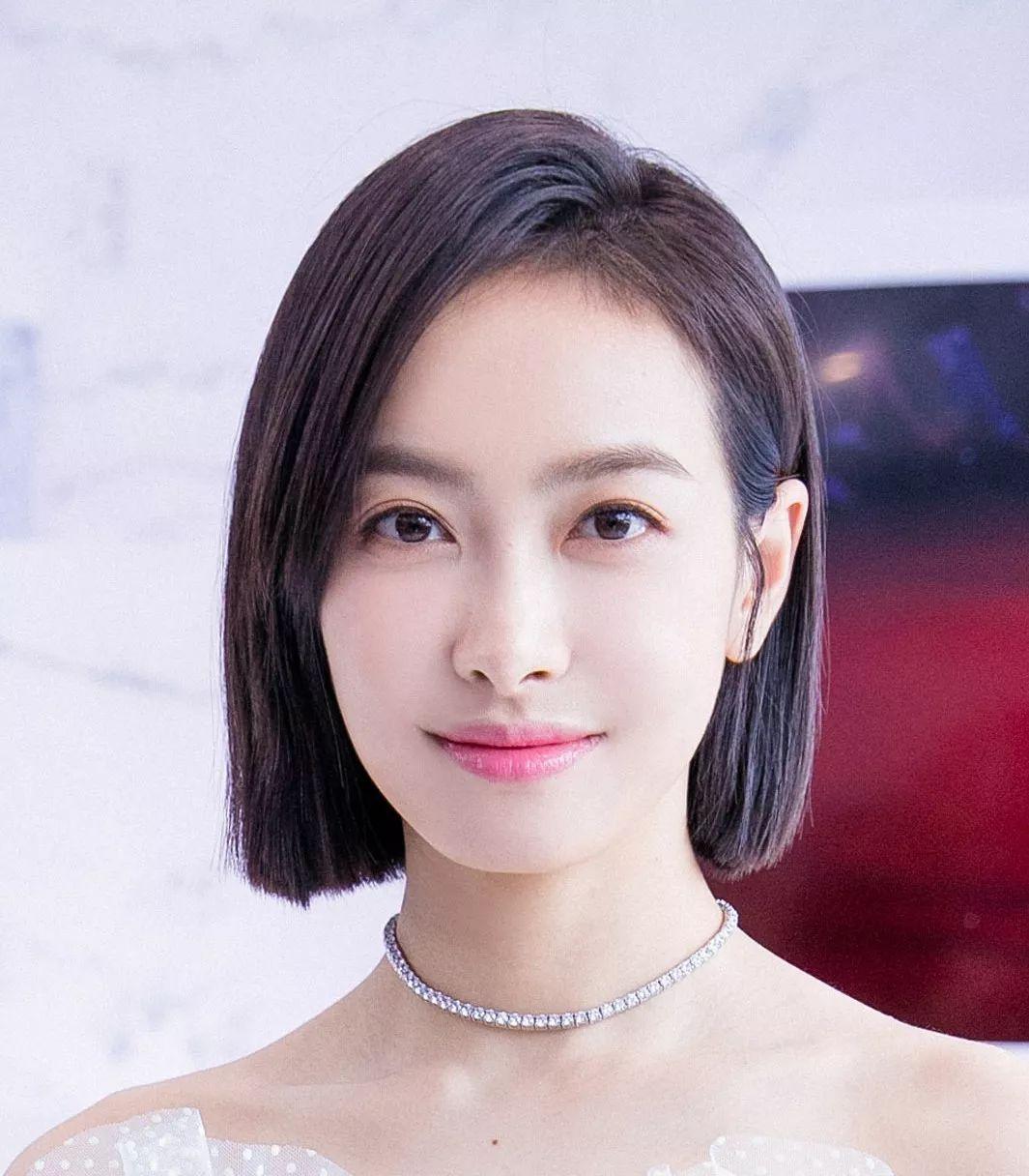 """宋茜吴昕的短发都是""""造型王""""!1分钟能变5个造型图片"""