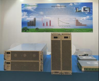 保时捷带来高功率快充,优优绿能30KW充电模块成热门