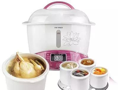 知乎上一个妹纸,教你如何用一个电炖锅做30多种菜式