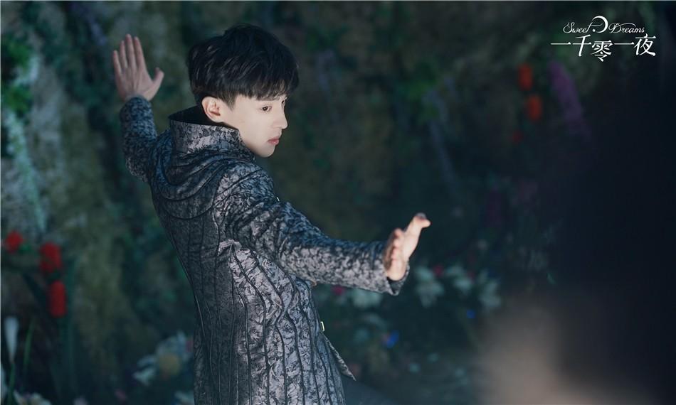 """《一千零一夜》""""炽爱融冰""""海报全新发布  """"花样夫妇""""发糖不停"""