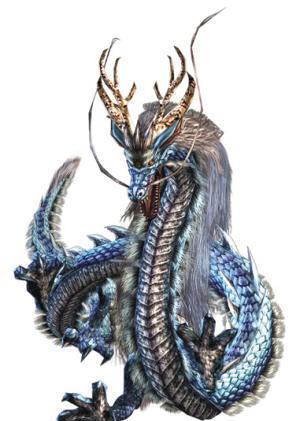 应龙是上古时期黄帝的神龙,是黄帝的手下,帮黄帝打败蚩尤,还帮大禹治