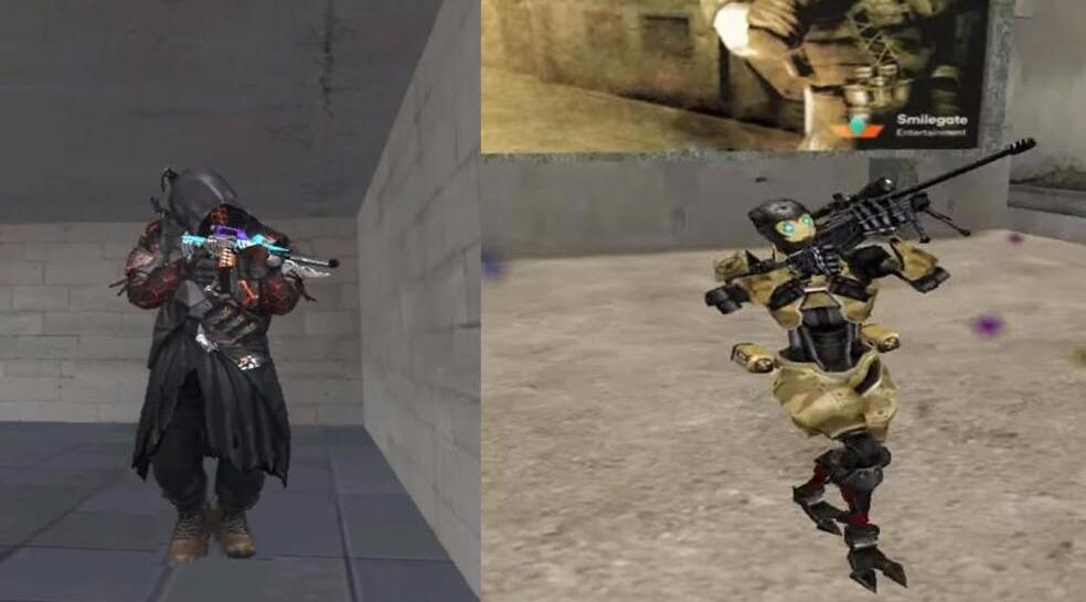 cf:为什么影武者和机器人角色在国服不上线?史上最强