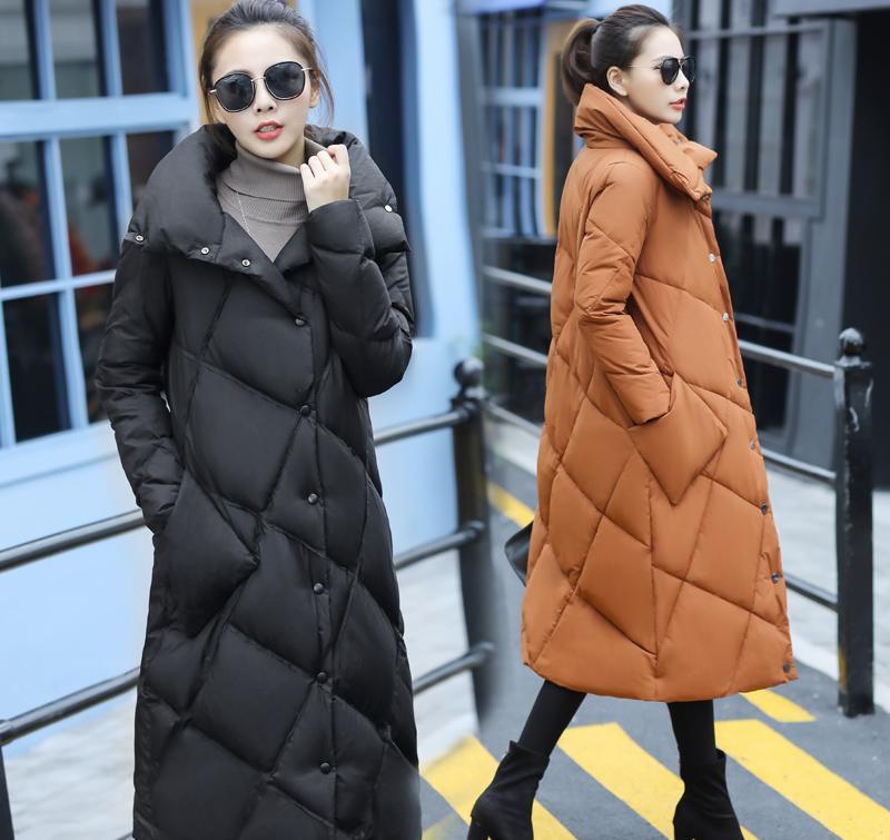今年女人流行这样穿时尚羽绒服外套, 这才是主流, 洋气又时尚!图片