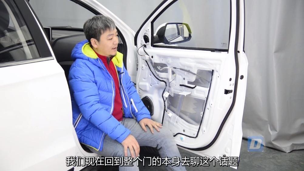 奔腾X40显然并不是一辆德系车,也不是一辆日系车,一汽奔腾的工程师们在大...
