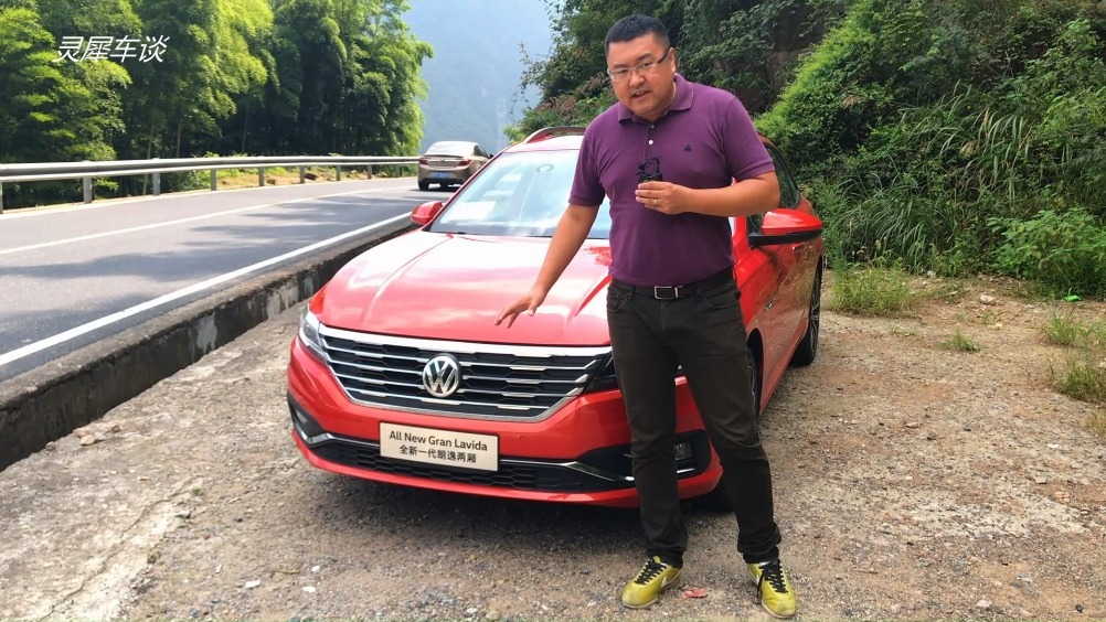 不久前,灵犀在浙江试驾了上汽大众全新一代朗逸的两厢车