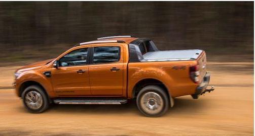 越野能力十足,运动型汽车,这款福特有着超乎你想象的实用性
